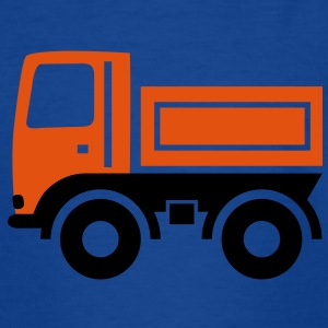 Lkw, Kipper - Kinder T-Shirt