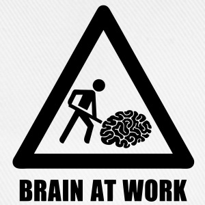 Brain at Work Caps & Hats - Baseball Cap