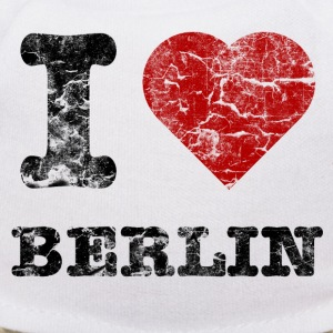 i_love_berlin_vintage_dark Teddies - Teddy Bear