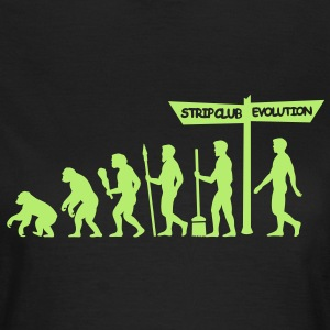 Evolution - Stag Night T-Shirts - Women's T-Shirt