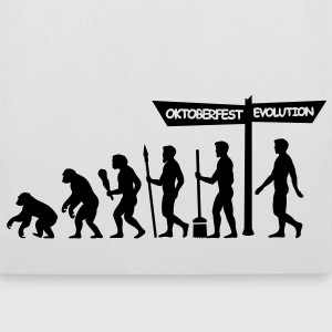 Evolution backwards Oktoberfest  Bags  - Tote Bag