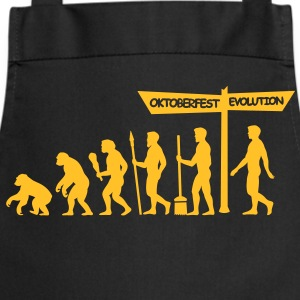 Evolution backwards Oktoberfest   Aprons - Cooking Apron