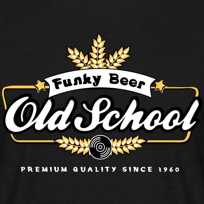 [OldSchool Beer] noir