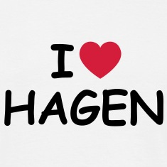 I love/heart Hagen T-Shirt
