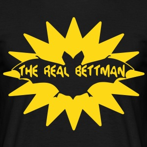The Real Bettman T-Shirts - Männer T-Shirt