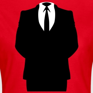 anonymous smoking T-shirts - Vrouwen T-shirt
