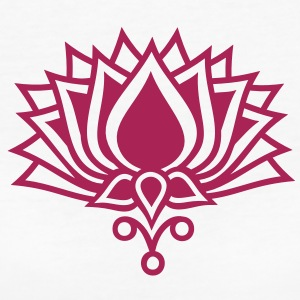 LOTUS FLOWER/ c / symbol of the enlightenment / LOTOS T-Shirts - Women's Organic T-shirt