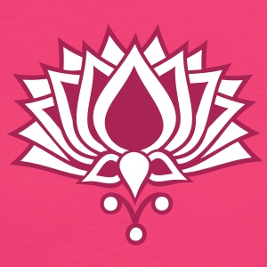 LOTUS FLOWER/ 2c / symbol of the enlightenment / LOTOS T-Shirts - Women's Organic T-shirt