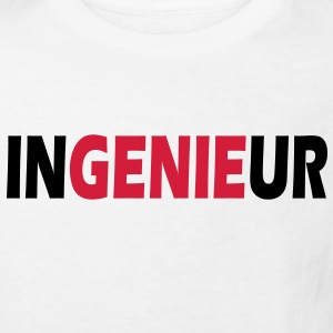 Ingenieur - Kinder Bio-T-Shirt