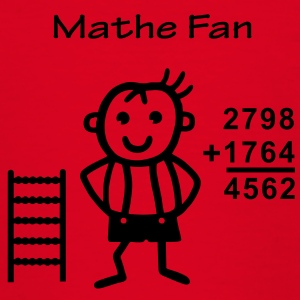 Mathe Fan Shirts - Kids' T-Shirt