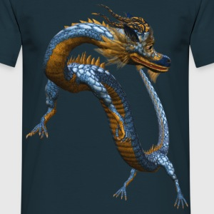 Chinese Dragon - Männer T-Shirt