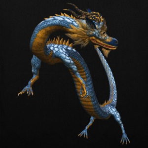 Chinese Dragon - Stoffbeutel