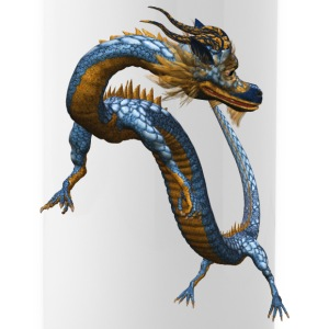 Chinese Dragon - Trinkflasche