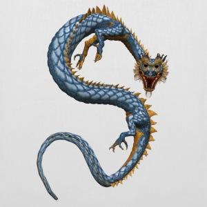 Chinese Dragon 2 - Stoffbeutel