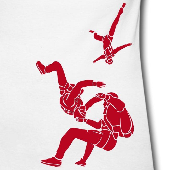Skydive freefall