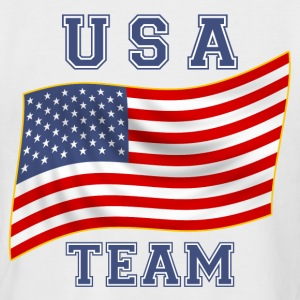 usa team T-Shirts - Men's Baseball T-Shirt