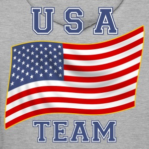 usa team Hoodies & Sweatshirts - Men's Premium Hoodie