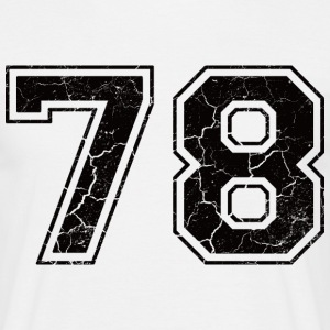 Paie 78 in Grunge Look Tee shirts - T-shirt Homme