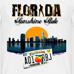 FLORIDA - T-shirt Homme