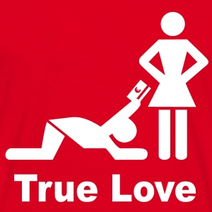 true love T-Shirts - Men's T-Shirt