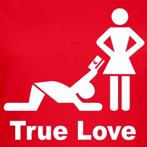 true love T-Shirts - Women's T-Shirt