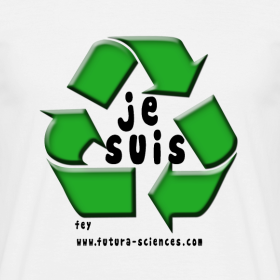 Motif ~ Je suis recyclable