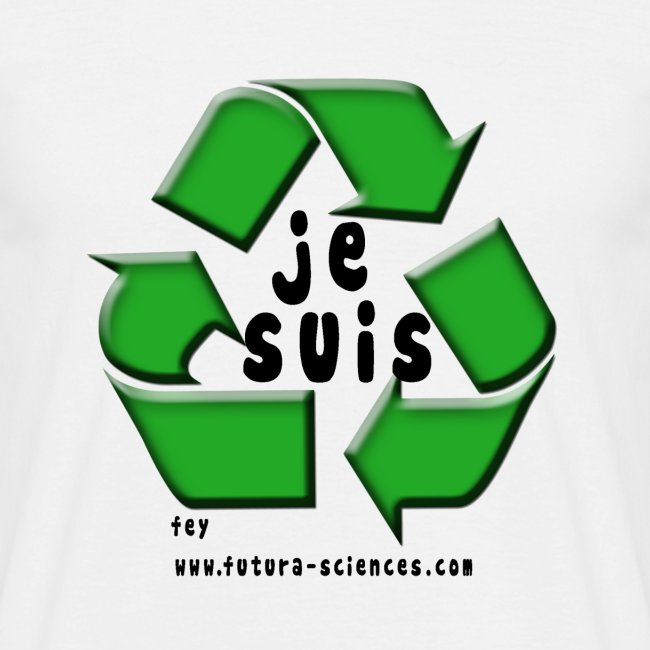Je suis recyclable