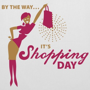 By the way ... it's shopping day! Taschen - Stoffbeutel