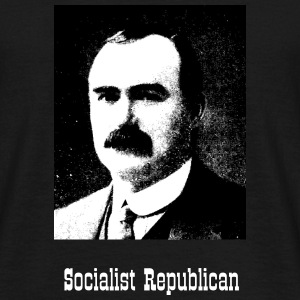 James Connolly - Men's T-Shirt