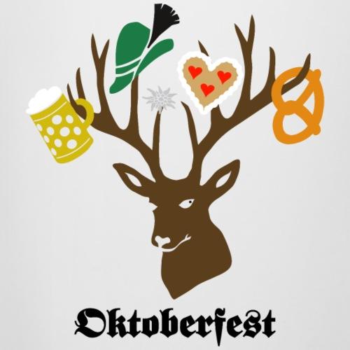 oktoberfest wiesn hirsch brezel hut lebkuchenherz bier bierkrug maß