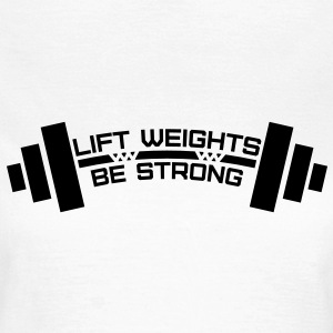 Weightlifting Women's T-Shirts - Women's T-Shirt