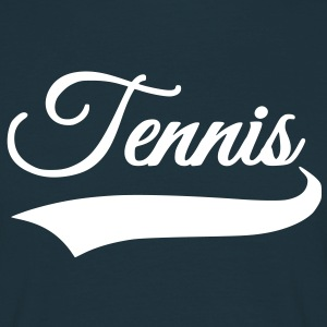 tennis T-skjorter - T-skjorte for menn