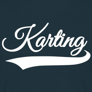 karting T-shirts - Herre-T-shirt