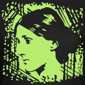 Virginia Woolf - Frauen T-Shirt