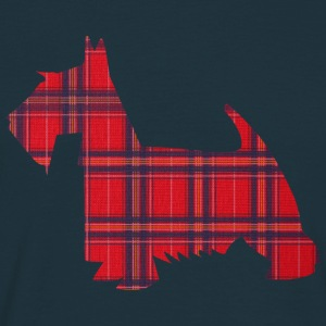 Scottish Terrier ShirtDesign T-Shirts - Männer T-Shirt