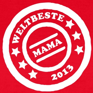 muttertag 2013 T-Shirts - Frauen T-Shirt