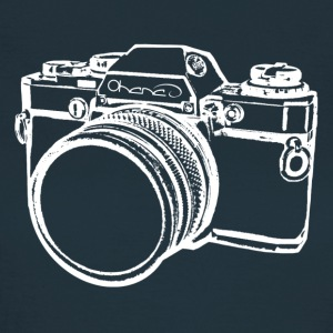 Camera (White) - Women's T-Shirt