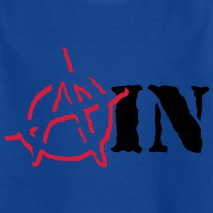 Anarchy Ain Tee shirts Enfants - T-shirt Ado