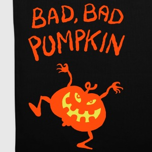 Bad Pumpkin Bags  - Tote Bag