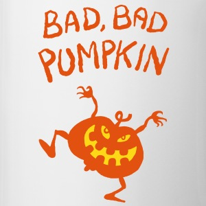 Bad Pumpkin Bottles & Mugs - Mug
