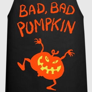 Bad Pumpkin  Aprons - Cooking Apron