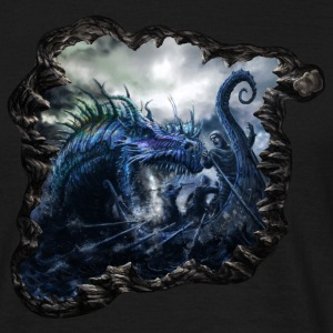 Sea Serpent Shirt - Männer T-Shirt