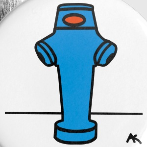 Hydrant - Buttons mittel 32 mm