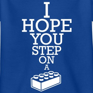 Blocko - Step on it Shirts - Kids' T-Shirt