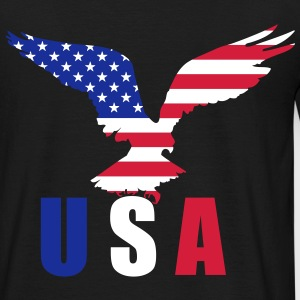 Amercian Eagle USA - Männer T-Shirt