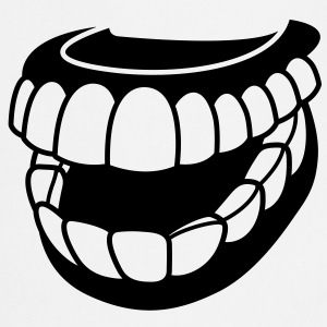 Teeth (1c)++ Kookschorten - Keukenschort