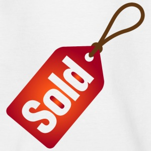 Sold Tag (dd)++ Shirts - Kinderen T-shirt