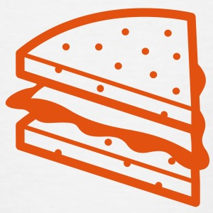 Sandwich Icon (1c)++ Shirts - Kids' T-Shirt