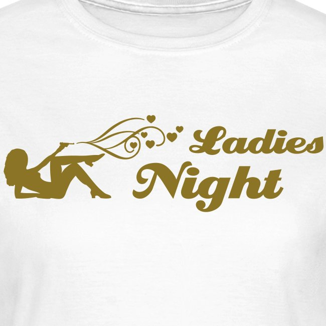 ladies night Junggesellinnenabschied T-Shirt