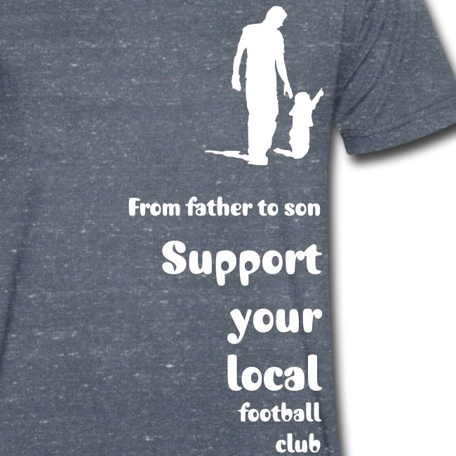 From father to son - Das Negativ
